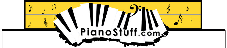 piano gifts